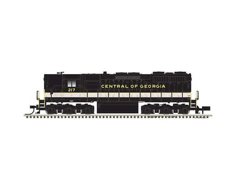 Atlas Railroad HO SD35 w DCC & Sound High Hood CofG #220