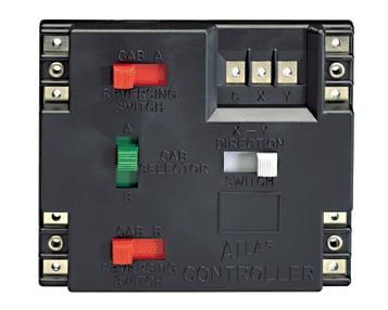 Atlas Railroad Switch Controller