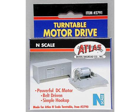 Atlas Railroad  N Turntable Motor Drive Unit