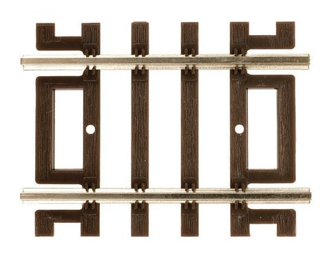 "Atlas Railroad HO-Gauge Code 83 Snap-Track 1.5"" Straight (4)"