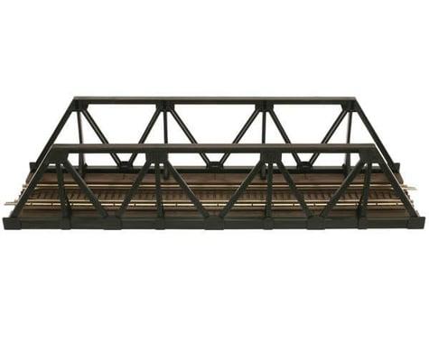 Atlas Railroad HO-Gauge Code 83 Snap-Track Warren Truss Bridge