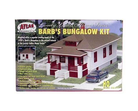 Atlas Railroad HO KIT Barb's Bungalow