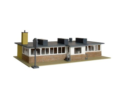 Atlas Railroad HO KIT Contemporary Diner