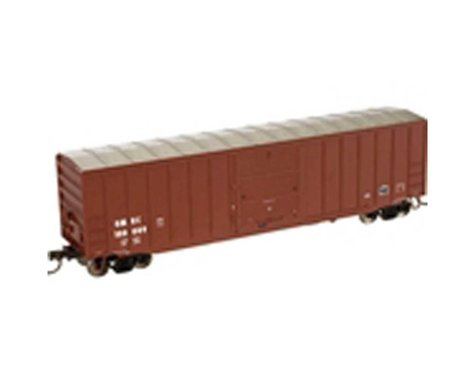 "O Trainman 50'6"" Box, Undecorated"