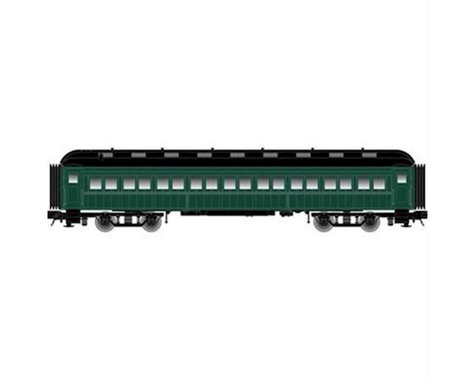 Atlas O O Trainman 60' Coach, Unlettered (2R)