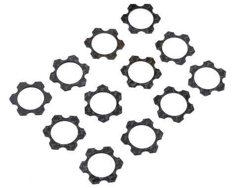 Avid RC 1/8 Carbon Track Width Spacers Set (12)