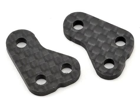 Avid RC B6/B6D Carbon Fiber +1 Steering Block Arms (2)