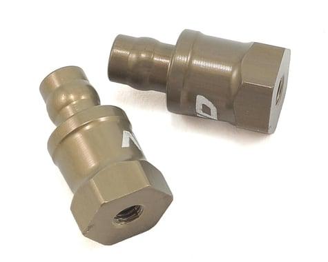 Avid RC RC8B3 Aluminum Shock Standoffs (2)