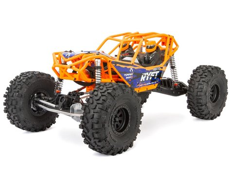 Axial RBX10 Ryft 4WD 1/10 RTR Brushless Rock Bouncer (Orange)