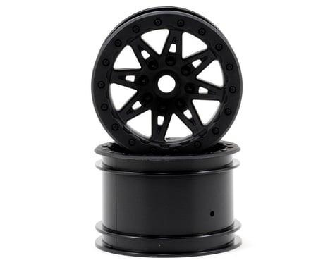 Axial Raceline Renegade 41mm Wide 2.2 Rock Crawler Wheels (2) (Black)