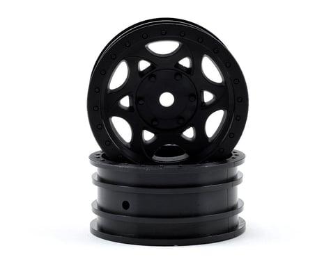 Axial Walker Evans Street 1.9 Rock Crawler Wheels (2) (Black)