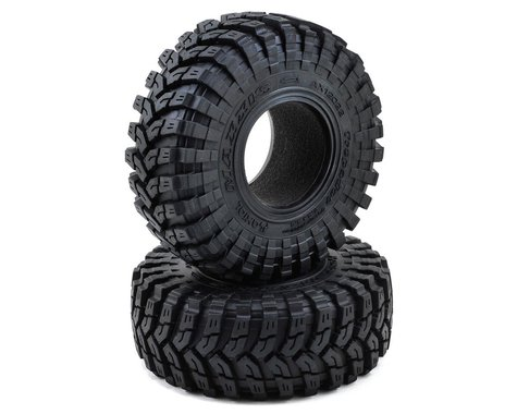 "Axial Maxxis Trepador 2.2"" Rock Crawler Tires (2) (R35)"