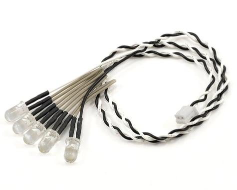 Axial 5 LED Light String (White LED)