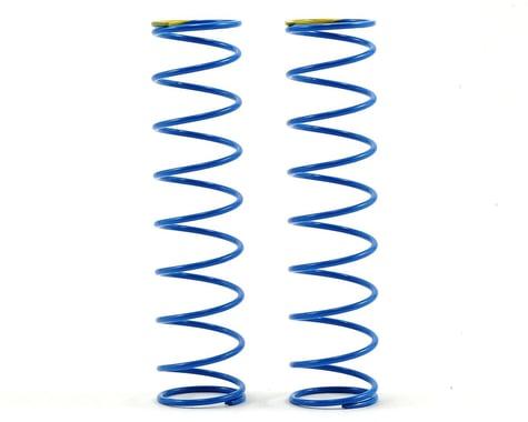 Axial Blue Shock Spring (2) (Yellow - 3.27lb)
