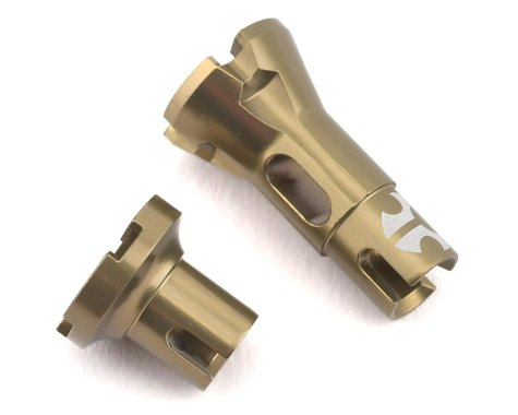 Axial 1/18 Yeti Jr Aluminum Rear Locker (Hard Anodized)
