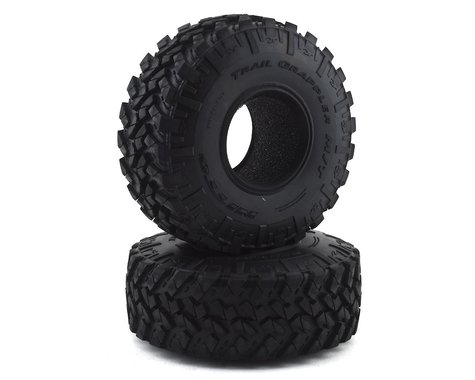 """Axial Nitto Trail Grappler M/T 1.9"""" Rock Crawler Tires (2) (Wide 4.74)"""