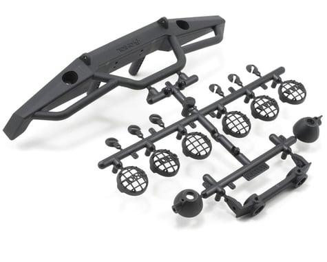 Axial Front Plate Bumper Set