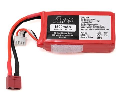 Ares 3S 20C LiPo Battery Pack (11.1V/1500mAh) (Alara EP)