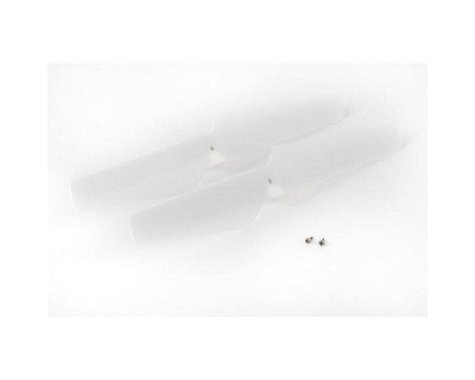 Ares Propeller/Rotor Blade, Clockwise Rotation, White (2pcs): Ethos QX 130