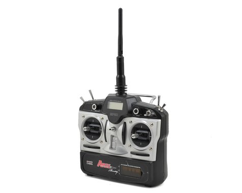 Ares MP8H 8-Channel Helicopter Transmitter (Mode 2) (Optim 300 CP)