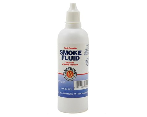 Bachmann Smoke Fluid (4.5oz)