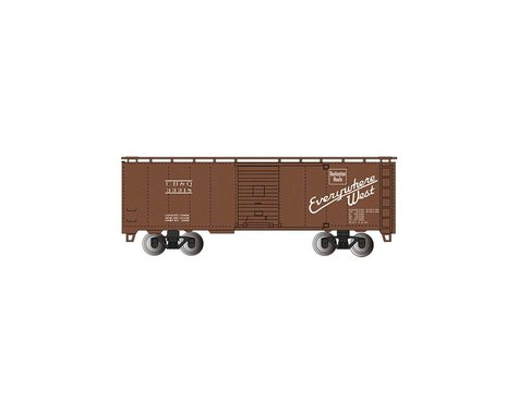 Bachmann Burlington Steam Era 40' Box Car (HO Scale)