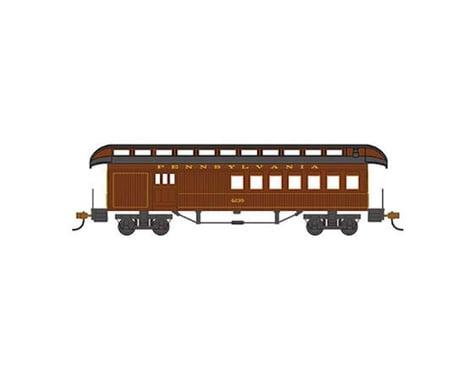 Bachmann Pennsylvania Railroad 1860-80's Era Combine (HO Scale)