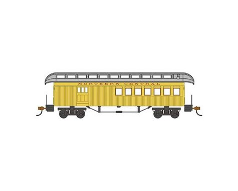 Bachmann Northern Central Railway 1860-80's Era Combine (HO Scale)