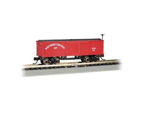 Bachmann Northern Central Old-Time Box Car (N Scale)