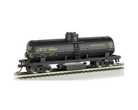 Bachmann UTLX Track Cleaning Tank Car (HO Scale)