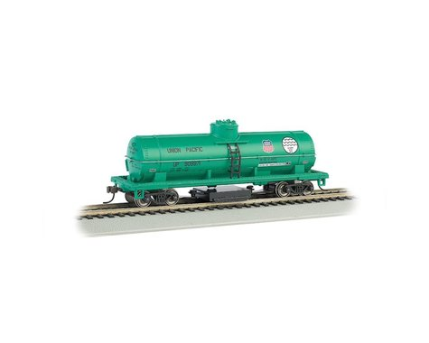 Bachmann Union Pacific Maintenance of Way Track Cleaning Tank Car (Green)