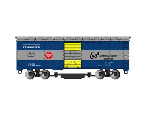 Bachmann Missouri Pacific Track Cleaning Car (HO Scale)
