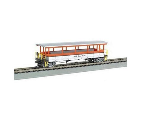 Bachmann Royal Gorge Open Sided Excursion Car (HO Scale)