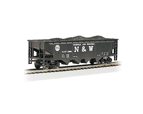 Bachmann Norfolk & Western #12986 40' Quad Hopper Car (HO Scale)