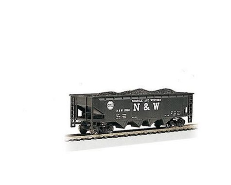 Bachmann Norfolk & Western 40' Quad Hopper Car (HO Scale)