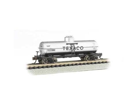 Bachmann Texaco #6301 AFC 36.5' 10K Gallon 1-Dome Tank Car (N Scale)