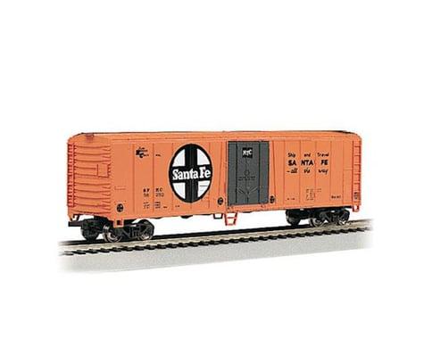 Bachmann Santa Fe #56252 50' Steel Reefer (HO Scale)