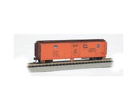 Bachmann American Refrigerator Transit Co. ACF 50' Steel Reefer (N Scale)