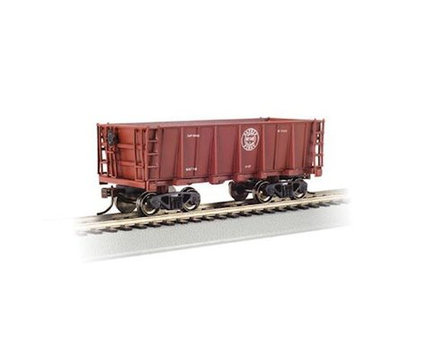 Bachmann Duluth, Missabe & Iron Range #71302 Ore Car (Mineral Red) (HO Scale)