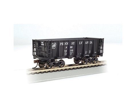 Bachmann Pennsylvania Ore Car (Black) (HO Scale)