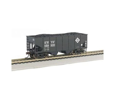 Bachmann Erie #159100 55 Ton 2-Bay USRA Outside Braced Hopper (HO Scale)