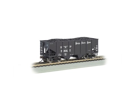 Bachmann Nickel Plate Road 55-Ton 2-Bay USRA Outside Braced Hopper (HO Scale)