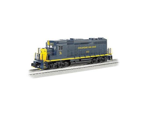 Bachmann Chesapeake & Ohio #974 GP30 w/ Dynamic Brake (O Scale)