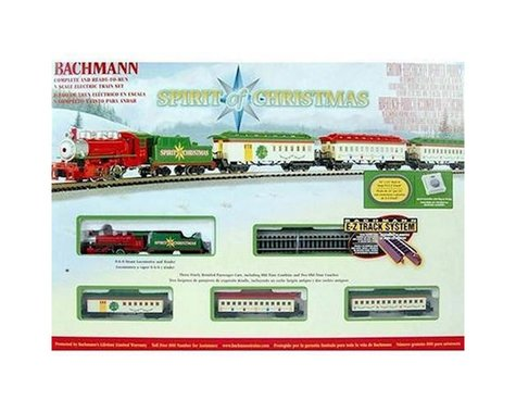 Bachmann Spirit of Christmas Set (N Scale)