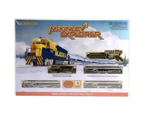 Bachmann McKinley Explorer Train Set (N Scale)