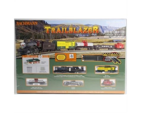 Bachmann Trailblazer Train Set (N Scale)