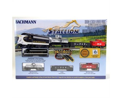 Bachmann The Stallion Train Set (N Scale)