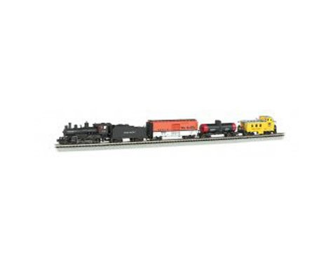 Bachmann N Whistle-Stop Special Set w/DCC