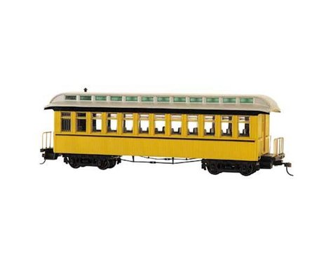Bachmann Bumblebee Observation Coach w/ Lighted Interior (On30 Scale)