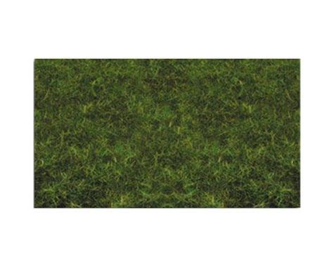 "Bachmann 2mm Pull-Apart Static Grass (Medium Green) (11"" x 5.5"")"